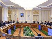 اللجنة العليا لمياه النيل تناقش الموقف الحالى لمفاوضات سد النهضة بمجلس الوزراء (صور)