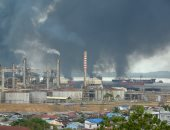 الشرطة الإندونيسية: مخاوف من مقتل 25 شخصا على الأقل فى حريق مصنع