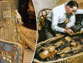 """فى 2018.. """"الآثار"""" تنجح فى نقل 186 قطعة للملك توت عنخ آمون للمتحف الكبير"""