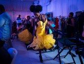 """من قلب أفريقيا.. عرض أزياء لـ """"Iva Michael"""" بأسبوع الموضة فى غانا"""