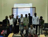 """الطلاب الوافدون بالأزهر: نعتمد على""""اليوم السابع""""فى معرفة أخبار مصر والعالم"""