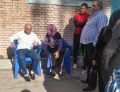 رموز الترسانة يفشلون فى حضور مباراة فريقها أمام أف سى مصر