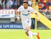 تريزيجيه أفضل لاعب فى مباراة قاسم باشا وأنطاليا بالدوري التركي