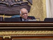 """صور.. نواب البرلمان يشيدون بقانون """"الأعلى لمكافحة الإرهاب"""""""