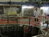 رئيس هيئة الطاقة الذرية يتفقد مفاعل أنشاص ومصنع النظائر المشعة (صور)