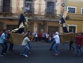صور.. تماثيل السيد المسيح تزين احتفالات هندوراس بعيد الفصح
