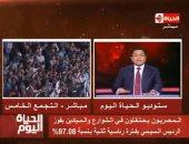 خالد أبو بكر: الشعب المصرى أعطى للرئيس السيسى ما لم يعطه لأحد