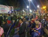 صور.. أهالى الإسماعيلية يحتفلون بفوز السيسي فى الانتخابات الرئاسية