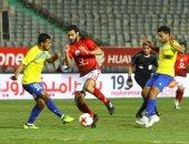 جماهير الأهلى تختار عمرو السولية أفضل لاعب فى مباراة طنطا
