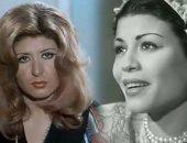 """10 صور نادرة للفنانة """"درية أحمد"""" مع ابنتها سهير رمزى"""