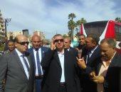 وصول الدفعة الأولى من أتوبيسات النقل الجماعى بكفر الشيخ