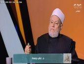 """على جمعة: """"الخلافة"""" شرعية ومن الدين.. وبديلها اليوم """"الرئاسة"""""""