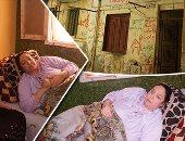 فيديو وصور.. من ينقذ قدم سهير قبل بترها؟.. الصديد يستشرى فى قدمها المصابة بالسكر.. مستشفى روض الفرج رفضها.. الخط الساخن للوزارة لم يساعدها.. ورحلة على المستشفيات تنتهى بانتظار بتر قدمها