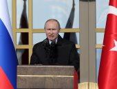 """""""بوتين"""" يعزى """"بوتفليقة"""" فى ضحايا تحطم الطائرة الجزائرية"""
