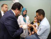 صور.. زيارة مفاجئة لوزير التعليم العالى لمستشفى قصر العينى