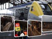 فيديو.. انقسامات بين النقابات العمالية الفرنسية حول إضراب السكك الحديد