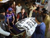 صور.. مقتل 9 أشخاص فى باكستان جرّاء هجومين منفصلين غربى البلاد