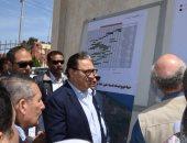 وزير الصحة ومحافظ بورسعيد يتفقدان أعمال تطوير وحدتى الكاب وبحر البقر القديمة