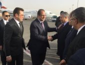 ننشر صور وصول الوفد المصرى المشارك فى مفاوضات سد النهضة إلى الخرطوم