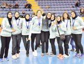 الزمالك يهزم المحرق البحرينى و يحتل المركز الرابع فى البطولة العربية للطائرة سيدات