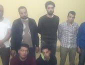 سقوط أخطر عصابة تضم 7 متهمين قبل سرقة مخزن أخشاب بمدينة نصر