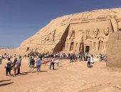 علماء مصريات يحتفلون فى إيطاليا بمرور نصف قرن على إنقاذ معبد أبو سمبل