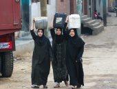 صورة اليوم.. ما يجيبها إلا ستاتها المصرية الجدعة