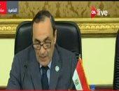 رئيس مجلس النواب المغربى يهنئ السيسى على فوزه بانتخابات الرئاسة