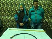 ننشر تقرير الطب الشرعى بجريمة قتل طفلة بسبب كسر شاشة تليفزيون بالسيدة زينب