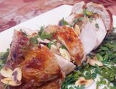 طريقة عمل دجاج روستو بالأرز