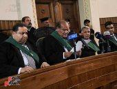 محكمة النقض تقضى بإعادة محاكمة المتهمين فى قضية التمويل الأجنبى  (صور)