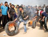 """إصابة 25 فلسطينيًا جراء اعتداء الاحتلال على فعالية """"الحراك البحرى"""" بغزة"""
