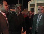 مدير أمن القليوبية يتفقد الخدمات الأمنية بمدينة بنها