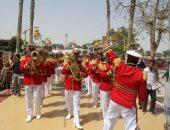 شارك بالتصويت.. مشاركات المصريين تصل بفريق الموسيقى العسكرية للمركز الثانى