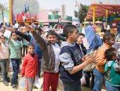 صندوق تحيا مصر يشارك أكثر من 10 آلاف طفل الاحتفال بيوم اليتيم