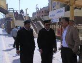 وزير النقل يتابع انتظام تشغيل المترو والسكة الحديد قبل شم النسيم