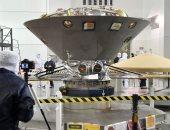 مركبة blue origin تعود إلى الأرض بعد رحلة استمرت دقائق في الفضاء