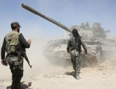 صور.. الجيش السورى يتقدم فى مدينة دوما بالغوطة الشرقية