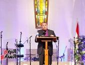 رئيس الإنجيلية بقداس عيد القيامة للسيسي: الشعب يرغب فى استمرار الإنجازات