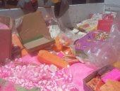 ضبط حلوى منتهية الصلاحية قبل بيعها للجمهور بالغربية