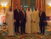 "نجلا دونالد ترامب يحضرا حفل زفاف ابنة مالك ""داماك"" فى دبى"
