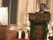 سفير مصر بباريس ينقل تهنئة الرئيس السيسي للجالية المصرية بمناسبة عيد الفطر