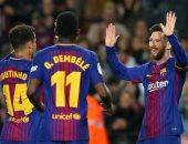 برشلونة يصارع إشبيلية على كأس ملك إسبانيا الليلة