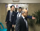 جامعة المنصورة تستضيف خبير ألمانى لإجراء 20 جراحة مستعصية للأوعية الدموية