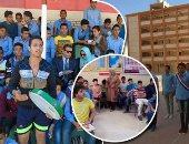 انطلاق منافسات الدورة الرمضانية للألعاب الرياضية الجماعية لطلاب المدارس