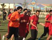 علاء نبيل يخشى البداية السيئة مع المقاولون أمام الزمالك