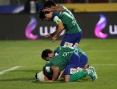 فيديو.. رجب عمران يحرز هدف تقدم المقاصة على دجلة بعد 12 دقيقة
