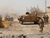 مقتل 10 عناصر من مسلحى داعش بعملية أمنية جنوب مدينة الموصل العراقية