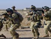 الجيش العراقى: مقتل داعشى فى غارات جوية بمحافظة الأنبار