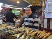 مصر استوردت رنجة وأسماك بـ800 مليون جنيه في 3 أشهر استعدادا لشم النسيم